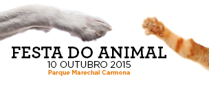 Vamos celebrar o Dia Mundial do Animal